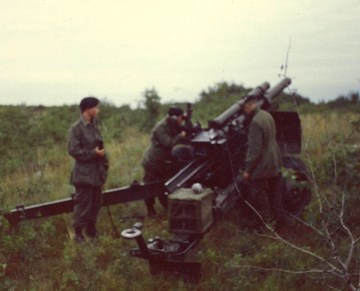 Gun Detachment Commander