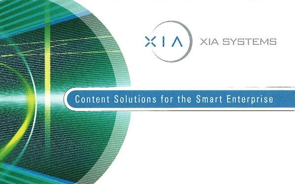 XIA Content Solutions