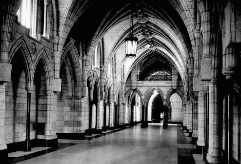 Parliament Hall of Honour