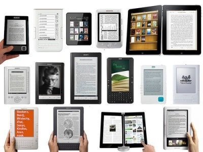 A Universe of eReaders