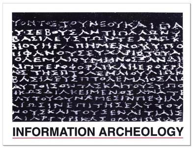 Information Archeology