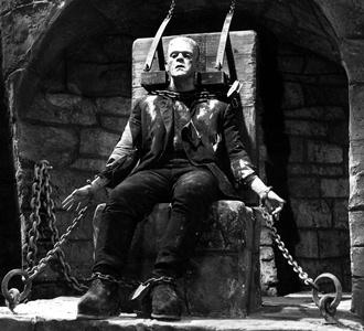 Frankenstein in Chains