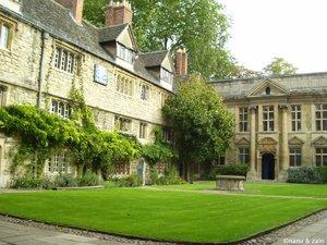 St Edmund Hall