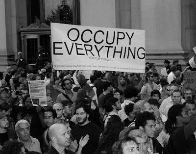 Occupy Wall Street Protestors