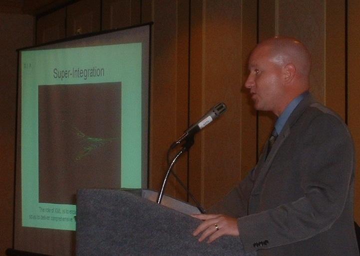 Joe Gollner on Super-Integration