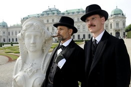 Freud and Jung in A Dangerous Method