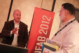 Joe Gollner at Confab 2012