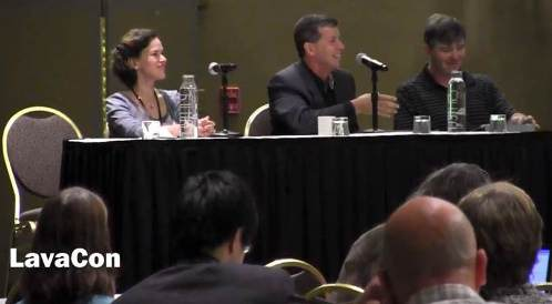 Expert Panel at Lavecon 2012