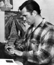 Kerouac at Work