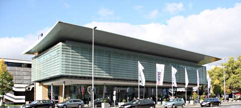 Tekom Venue in Wiesbaden Germany