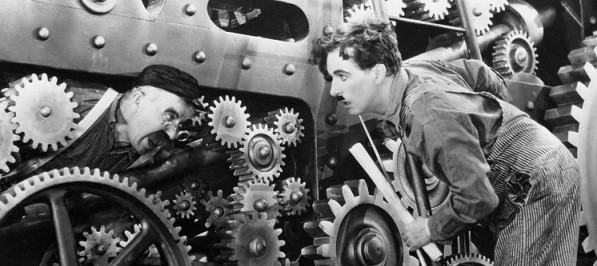 Chaplin and the Machine