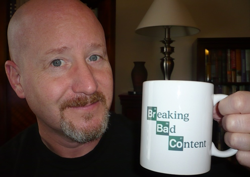 Breaking Bad Content Coffee Mug