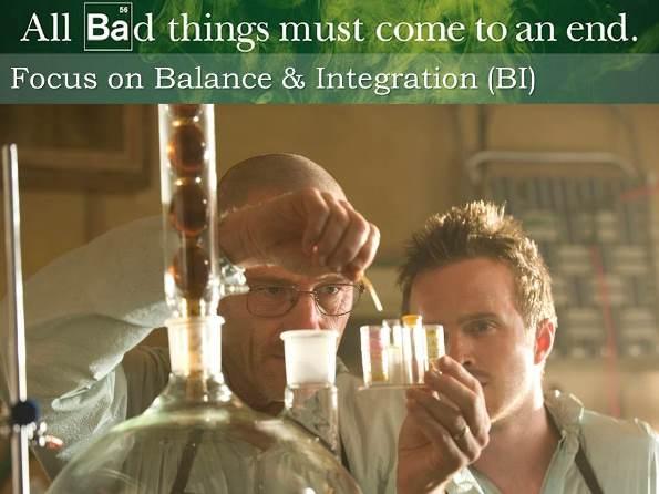 Balance and Integration