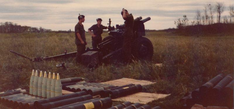 Firing Troop