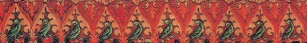 Medieval Tapestry Pattern