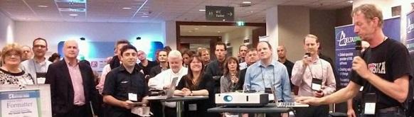 Jang Graat at DITA Europe 2014