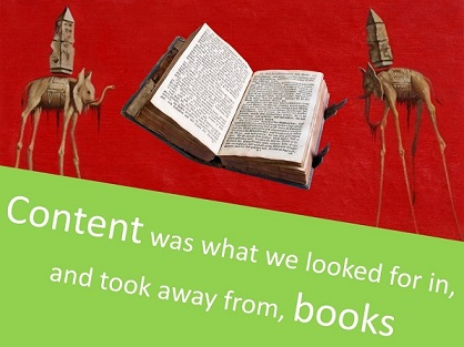 Content in Books