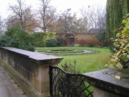 Christ Church Garden