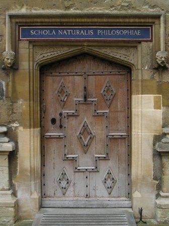 The Doorway of Science